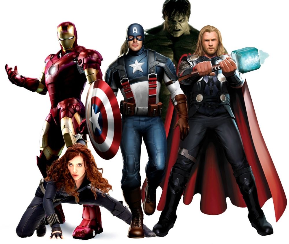 The Avengers: a hockey team waiting to happen (1/2)