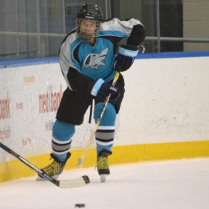 Michael Coulter tearing it up for the Sharks.