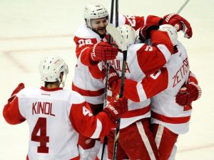 The Red Wings' underdog run continues ...