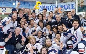 Ice victory: more of this please. This weekend. On Sunday. Go Ice Go. Pic: Fairfax.
