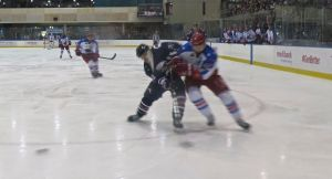 The Icehouse will host the AIHL finals this weekend, with two semis and then a final of no-tomorrow hockey. Picture: Nicko