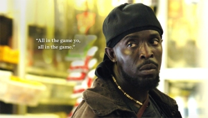 Omar Little: just one of the characters that made The Wire great.