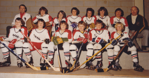 All hail the 1977 junior Blackhawks.