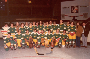 Hockey as Will Brodie used to know it: The 1977 Australian team that played West Germany.