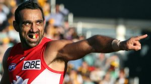 Adam Goodes: it's time for empathy, not taunting.