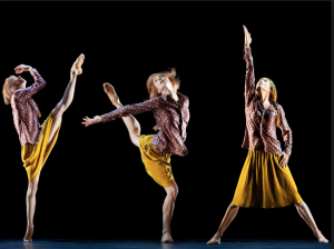 Sylvie Guillem in flight. Amazing. I feel honoured that I got to witness her dancing, live, before she bows out.