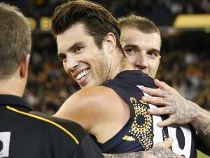 Alex Rance: life is about more than silverware.