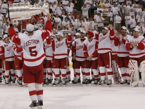 Detroit's 2008 Cup: I was lucky to see it.