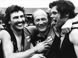 The Tigers triumph in 1980. My one and only premiership. Back before the world was in colour.