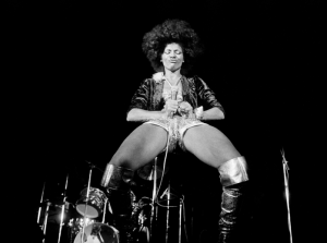 Save me, Betty Davis.